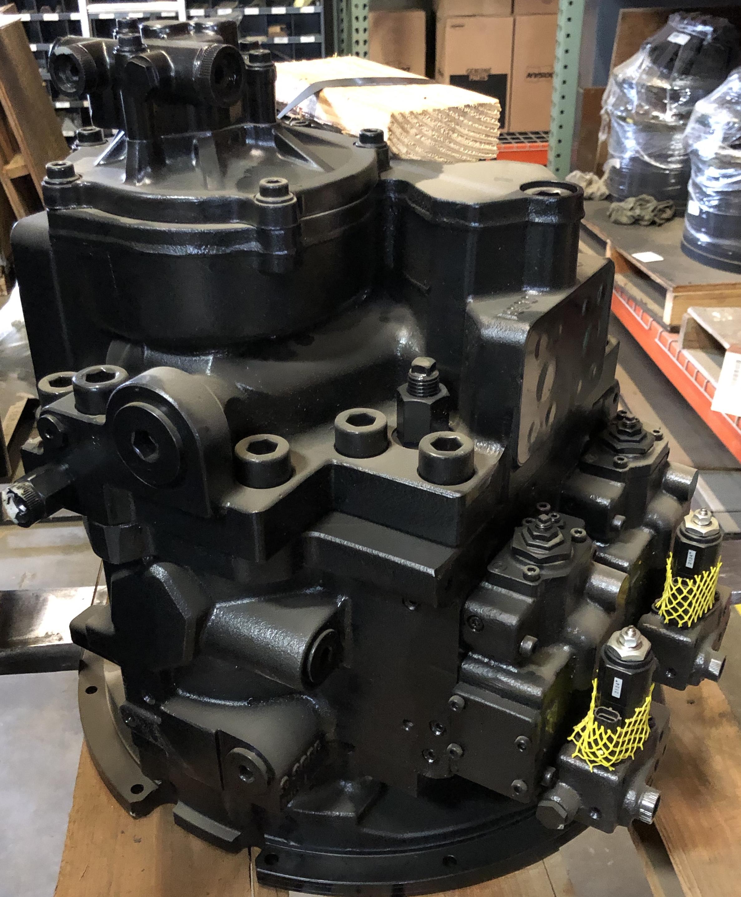 Kobelco SK 485 Rebuilt Hydraulic Pump