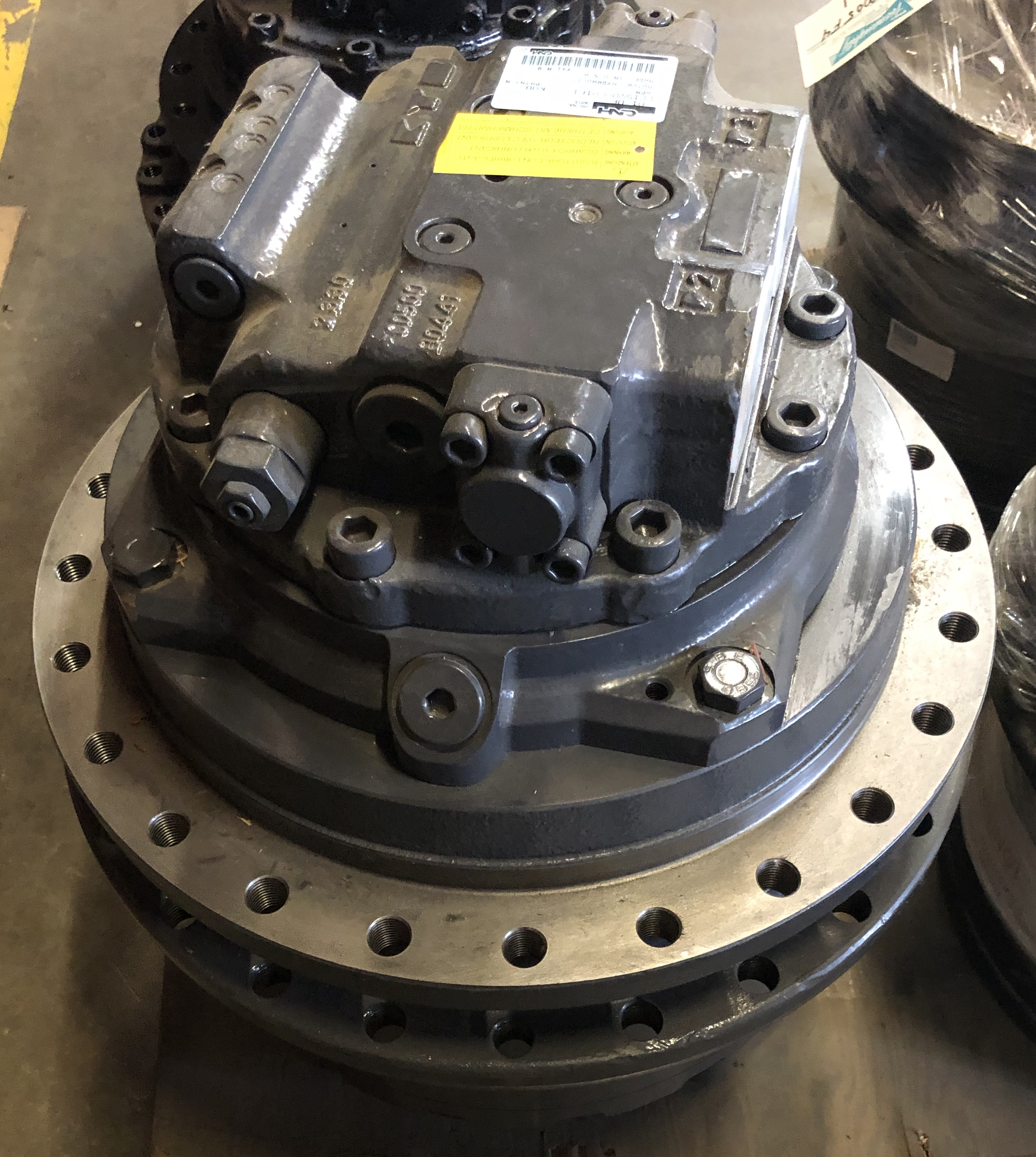 Kobelco SK 350-9 Hydraulic Motor