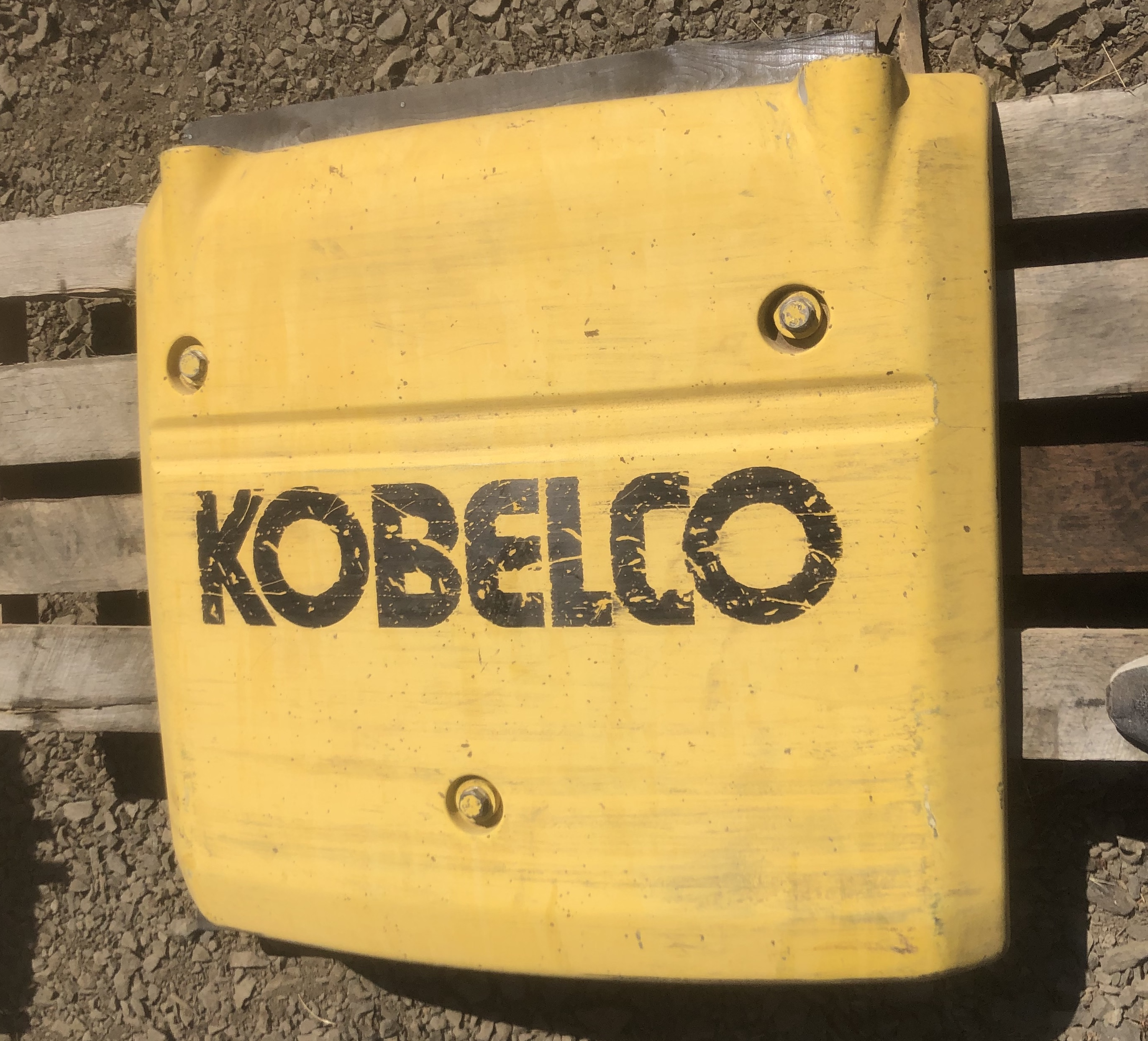 Kobelco Used Counter Weight